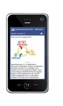 Digitale Lernkarteikarten Industriemeister BQ - Methoden der Information, Kommunikation und Planung (MIKP)