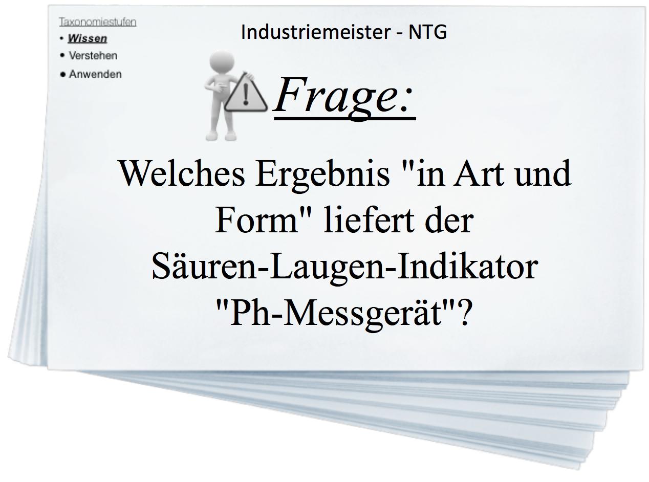 Metall ntg industriemeister Industriemeister Metall