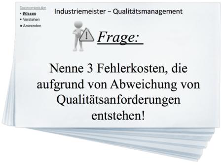 Industriemeister Aufbereitungs- und Verfahrenstechnik HQ - Set: 1055 Lernkarteikarten