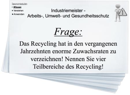 Industriemeister HQ - Arbeits-, Umwelt- und Gesundheitsschutz (AUG)