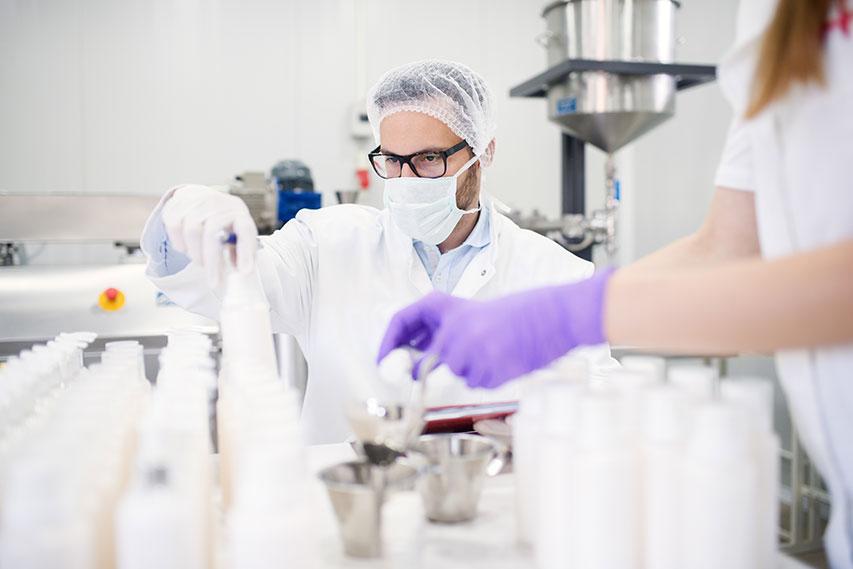 Industriemeister Pharmazie